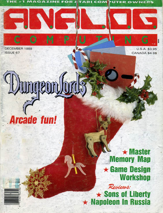 Atari - Analog Magazine - 1983 - #11 Apr/May - #13 Sep/Oct - #14 Nov/Dec