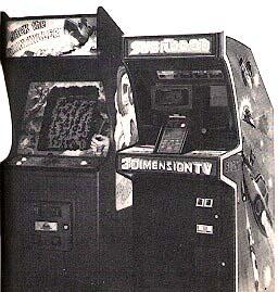 Arcade Games: New Coin-Op Arcade Games