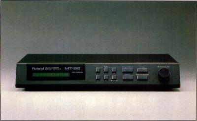 Review: MT-32 Sound Designer (Roland)