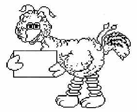 Sesame Street Coloring Pages on Printable Template For Sesame Street Posters You Can Color Or Print